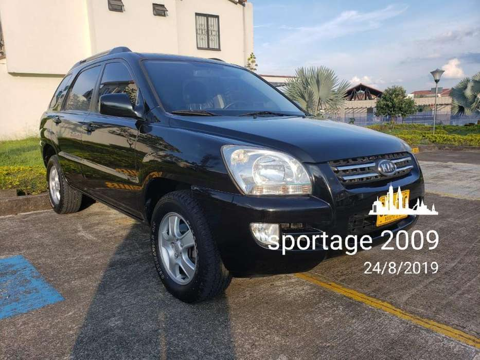 Kia Sportage 2009 - 92000 km