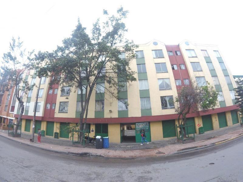Cod. VBSEI3780 Apartamento En Venta En Bogota Las Cruces Mártires