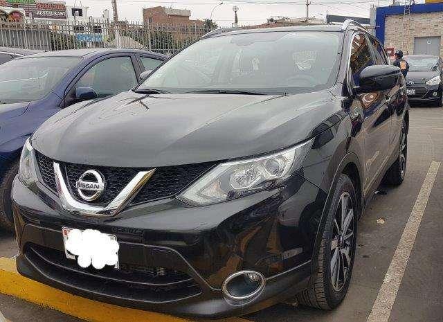 Nissan Qashqai  2015 - 34000 km