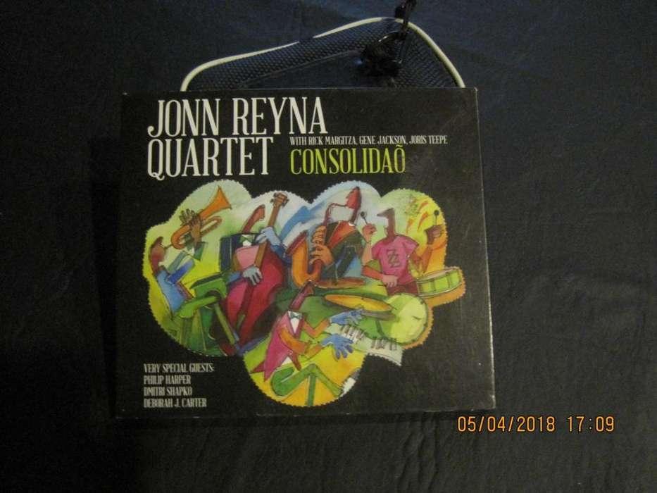 Jonn Reyna Quartet cosolidao