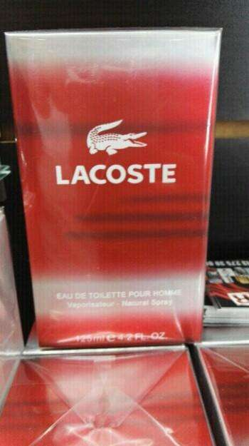 Lacaoste red