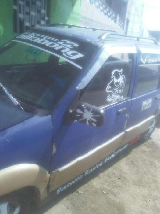 Daewoo Tico 1997 - 100 km