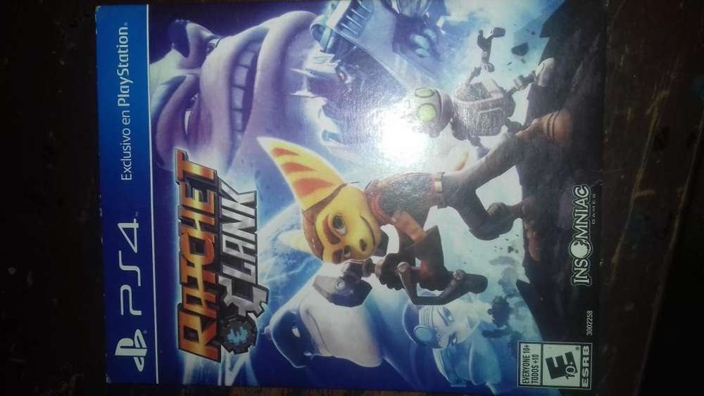 Ratchet & Clank PS4 15