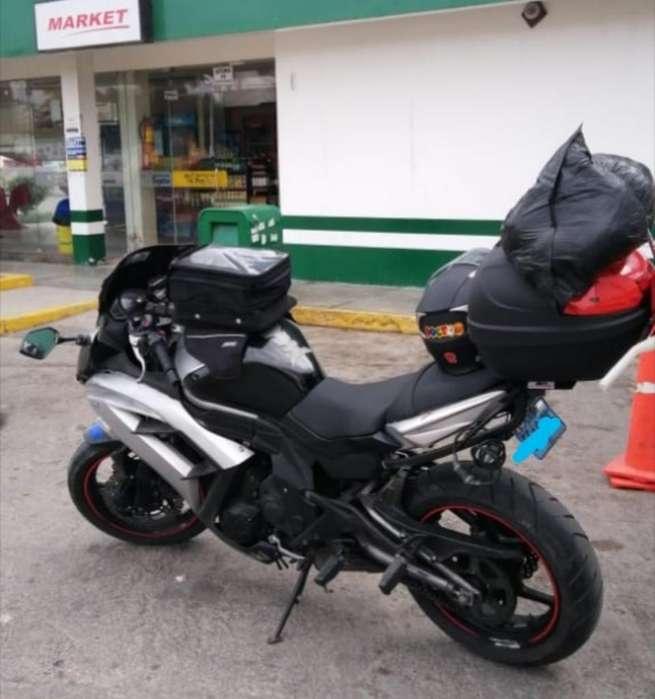 Remato por Viaje Moto Kawasaki Ninja 650