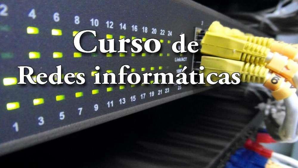 CURSO DE REDES INFORMATICAS