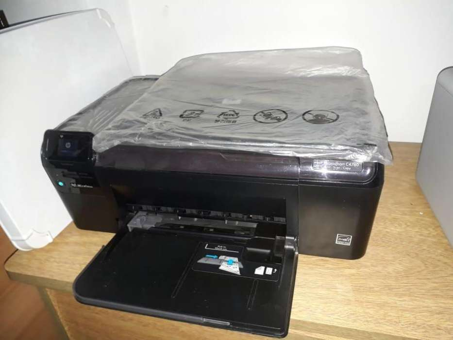 <strong>impresora</strong> Multifuncion Hp C4780