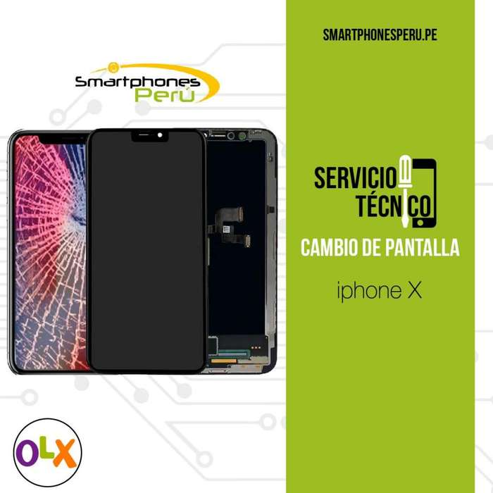 Cambio de Pantalla iPhone X iPhone XS iPhone XR iPhone XS max Servicio Tecnico Apple