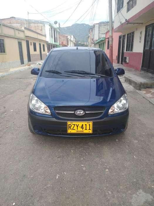 Hyundai Getz  2011 - 1 km
