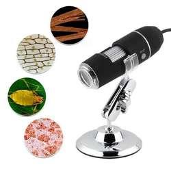 Microscopio digital x500 incluye software