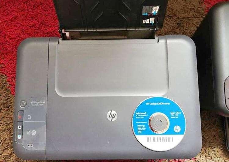 <strong>impresora</strong> HP Deskjet 2050