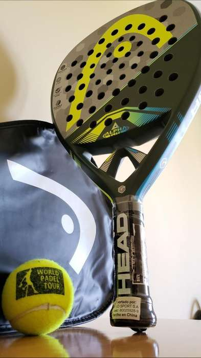 Paleta de Padel Head Alpha Elite