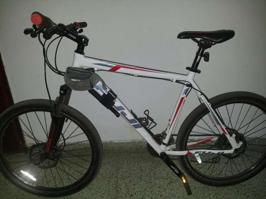 Bicicleta Mountainbike Fuji Nevada 1.6