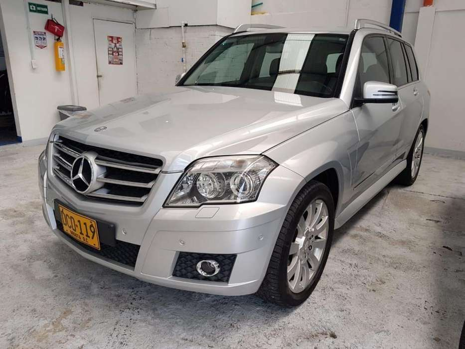 <strong>mercedes-benz</strong> Clase GLK 2009 - 63000 km