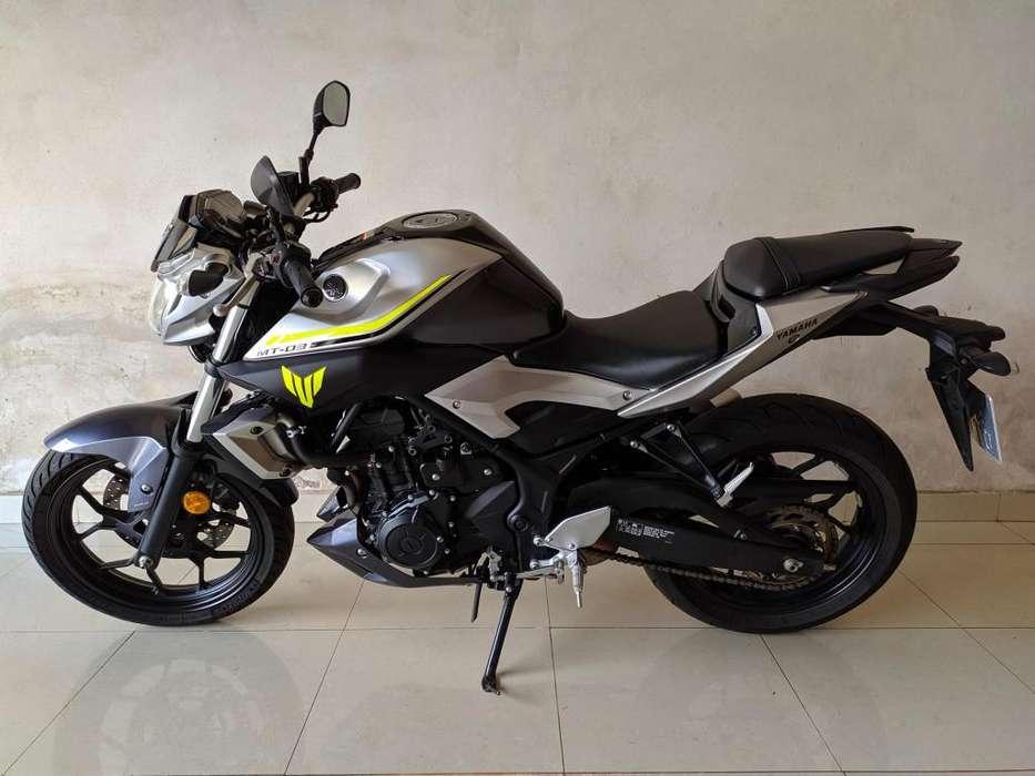 Vendo/Permuto/Financio Yamaha MT-03 Inmaculada