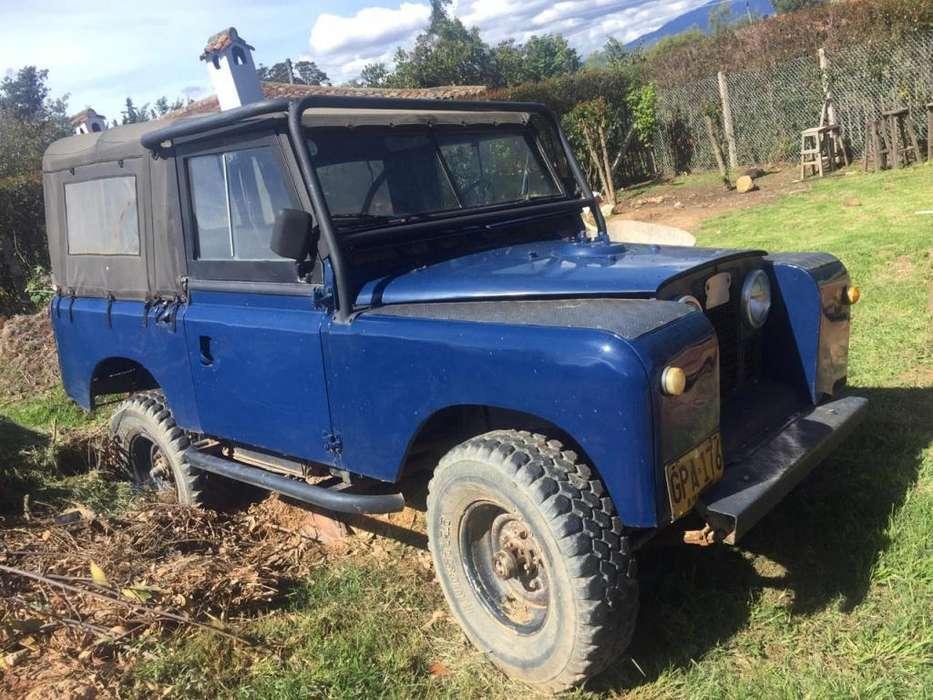Land Rover Santana 1967 - 12000 km