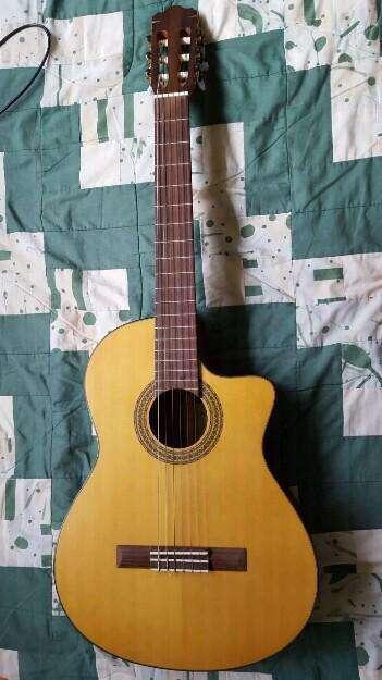 Guitarra Walden Acústica