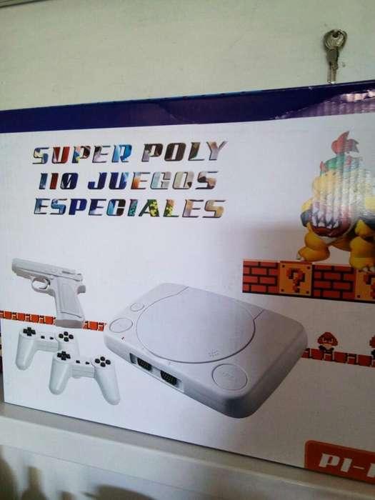 Super Poly Games