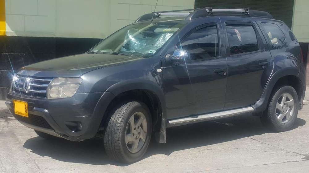 Renault Duster 2013 - 92300 km