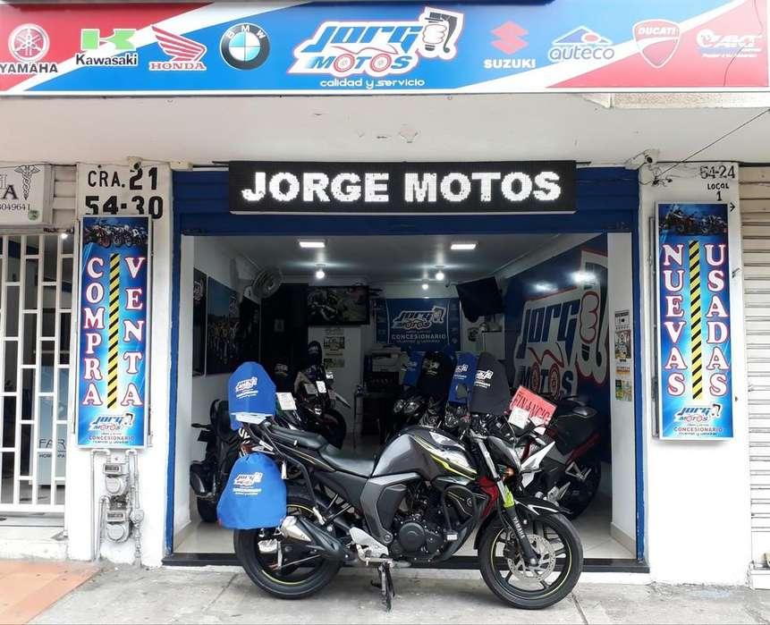 <strong>yamaha</strong> F.Z 2.0 2019, JORGE MOTOS BUCARAMANGA. Recibimos Motocicletas, FINANCIACIÓN!!