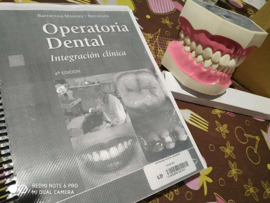 para Estudinate de Odontologia Libro