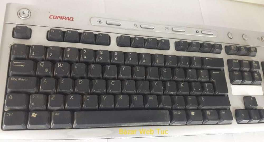 Teclado Multimedia ps2 buen estado