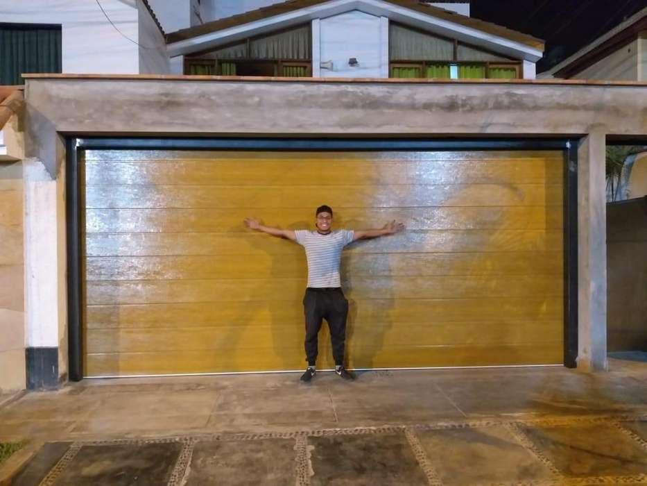Puertas Seccionales Americanas control remoto liftmaster Garaje