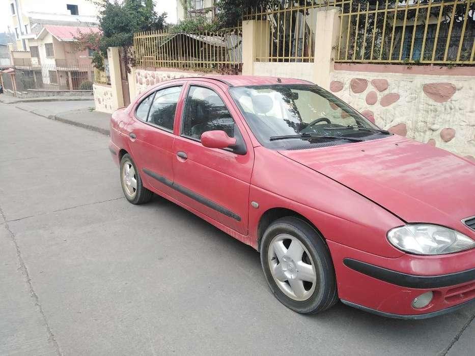 Renault Megane  2005 - 277991 km