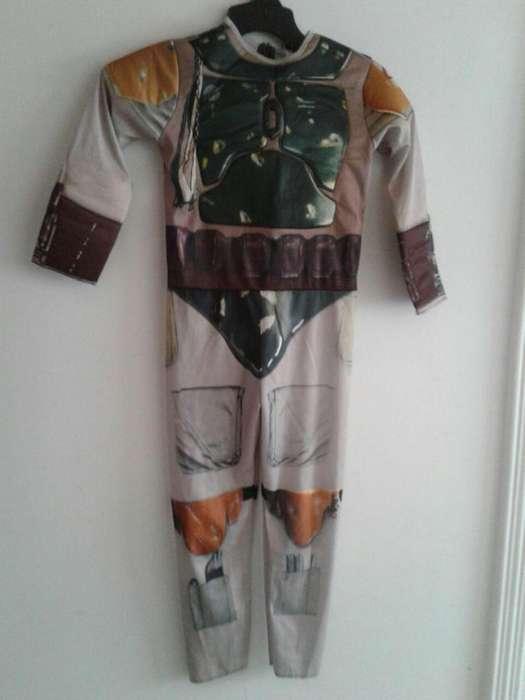 Disfraz de STAR WARS clone trooper Mandalorian