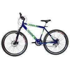 Bicicleta R 27.5 Suen 18 Camb B Victory rojo verde y azul
