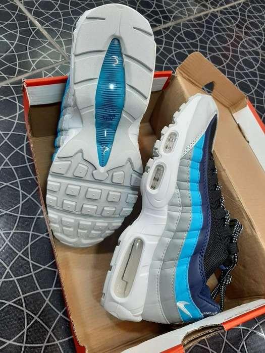 Zapatillas Nike Air Max 95 Originales