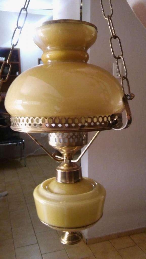 Lámpara de colgar vintage
