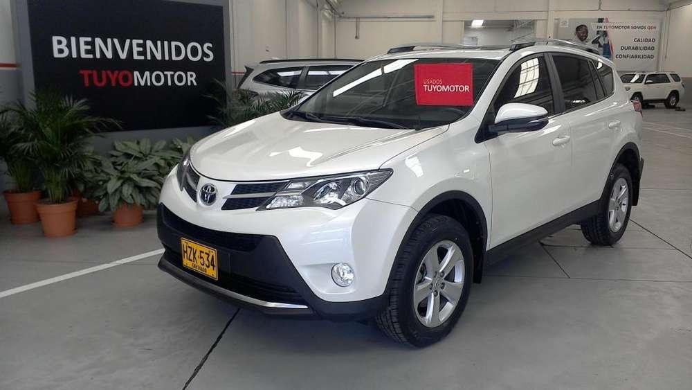 Toyota RAV4 2014 - 30544 km