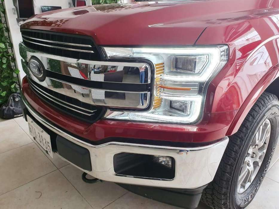 <strong>faros</strong> LED FORD F-150 2018-2019