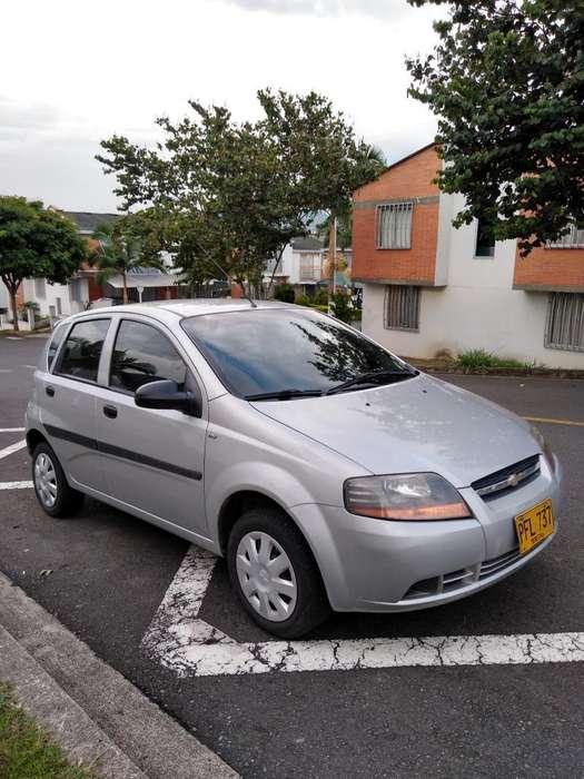Chevrolet Aveo 2009 - 124500 km