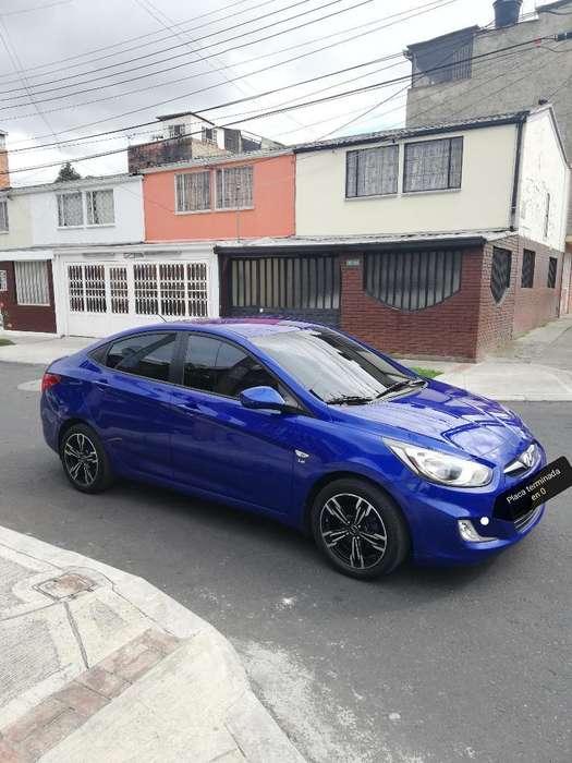 Hyundai Accent 2012 - 67000 km