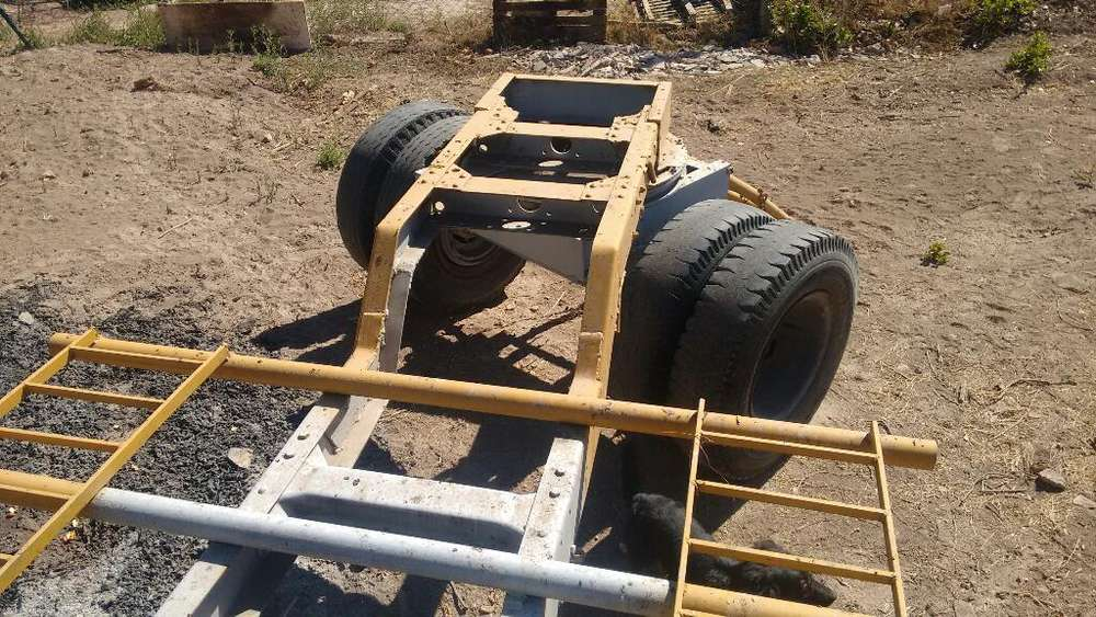 Carreton para Maquinaria Agricola