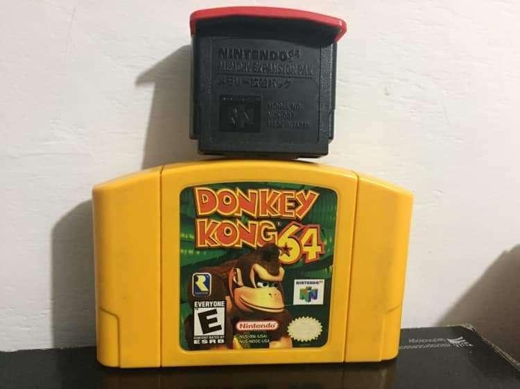 Donkey kong Expansin