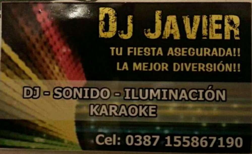 Karaoke por 3 Hs.