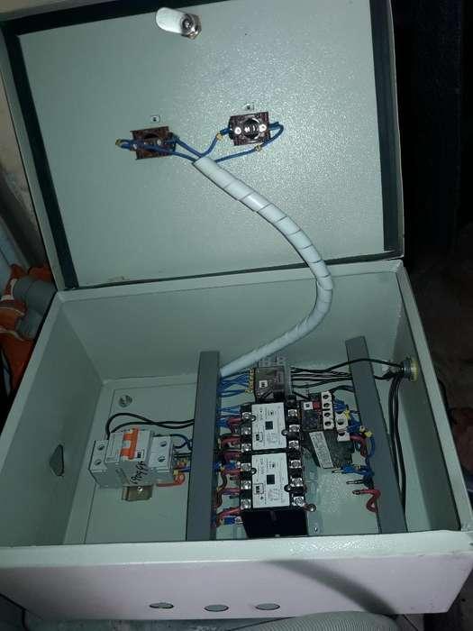 Cajas de Control Par Aire O Refrigeracio