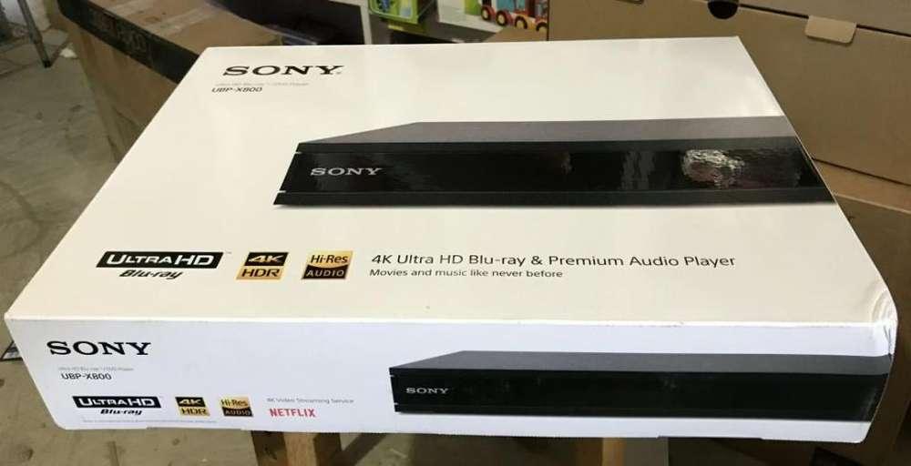 Sony ubp-x800 4K Ultra HD reproductor de blu-ray