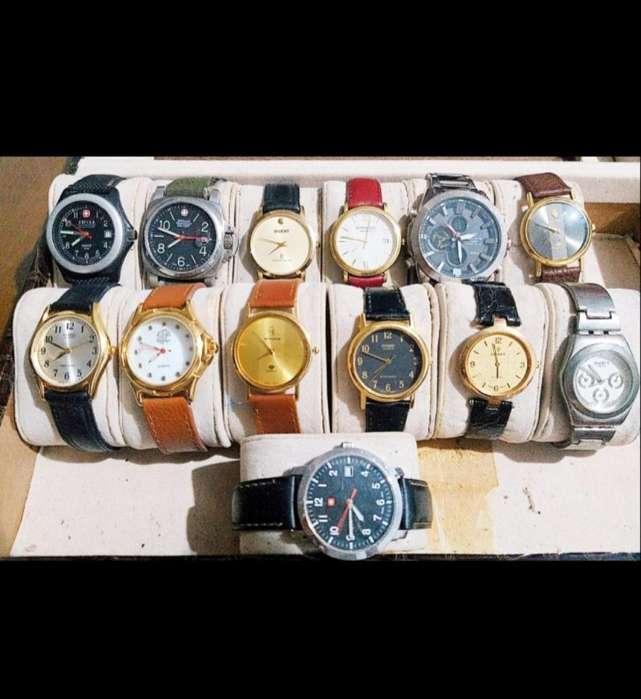 Colección Personal de Relojes