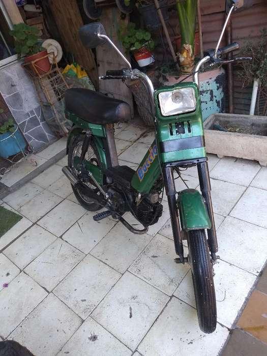 Vendo Ciclomotor Baccio 50 Cc