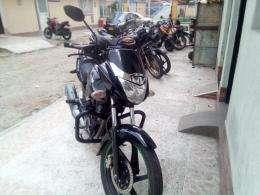Venta de Moto CBF-150, papeles al día