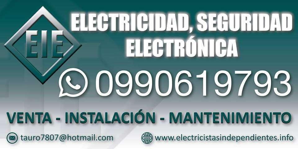 TECNICO ELECTRICISTA 0990619793