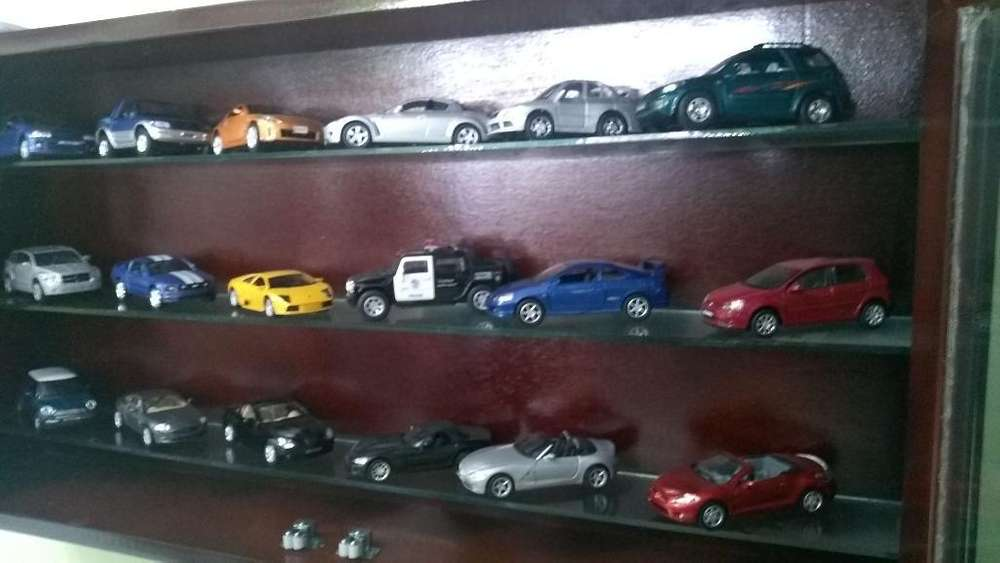 Coleccion Automoviles a Escala