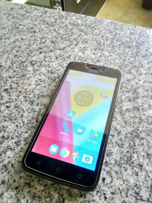 Celular Moto C 8 Gigas <strong>barato</strong>