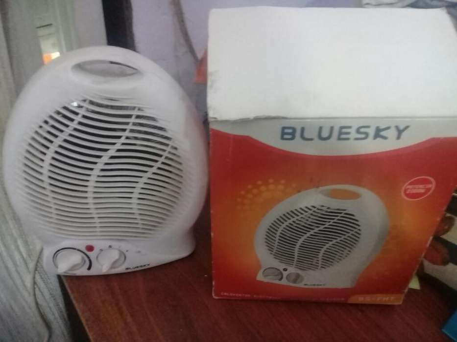 Caloventor Electrico Bluesky