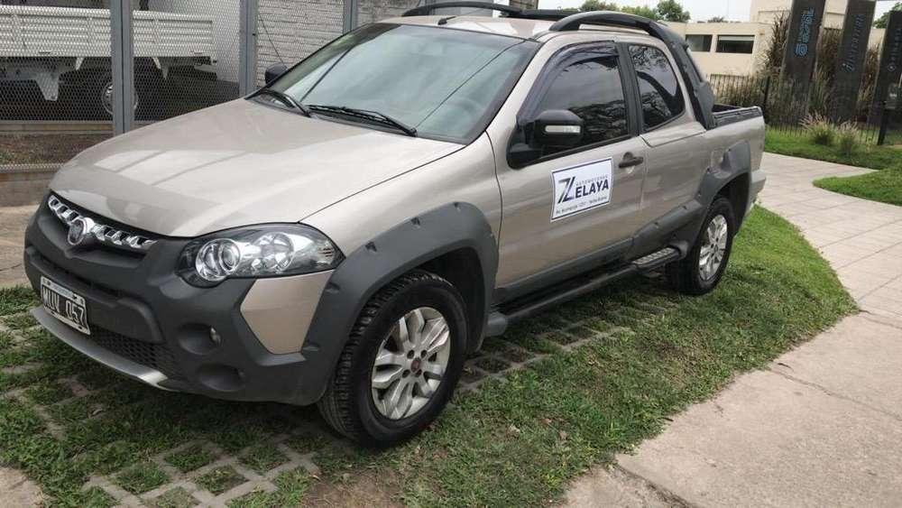 Fiat Strada Adventure 2013 - 80000 km