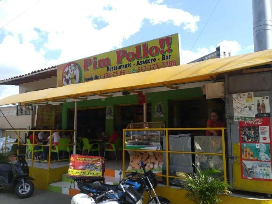 Se Vende Hermoso Restaurante Y Asadero