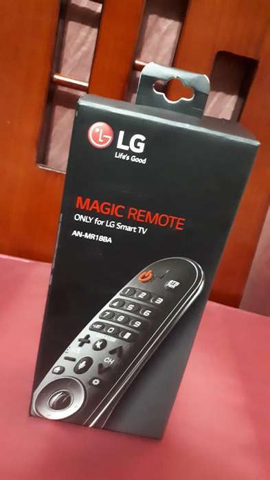 Control Lg (magic Remote An-mr18ba)